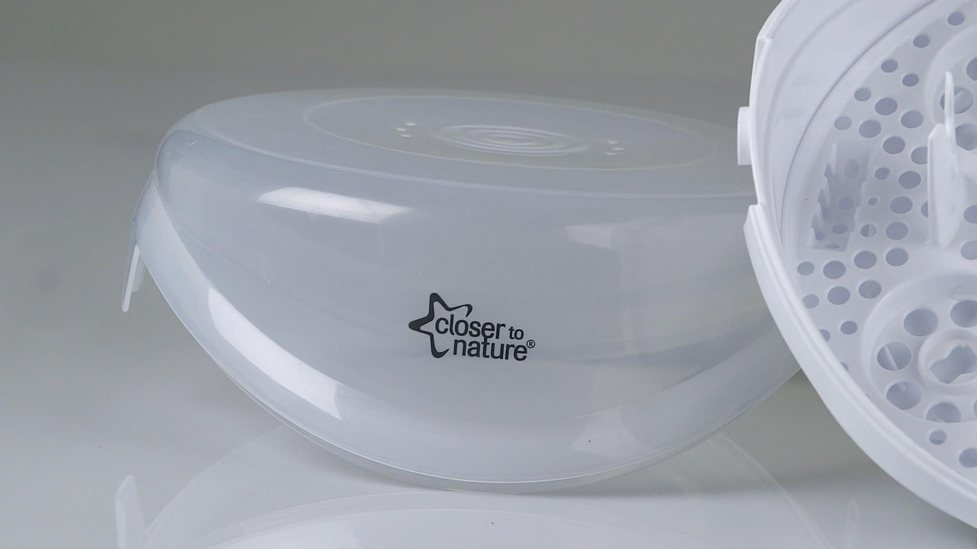 Closer To Nature Bottle Steriliser